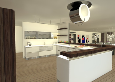 kitchen lumen - design