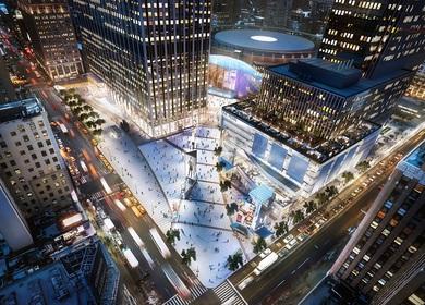 Penn Plaza Master Plan