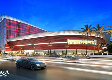 Lucky Dragon Hotel + Casino