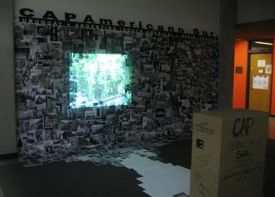 CAP_Americano Sur Exhibit