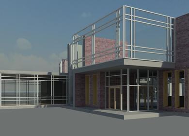 Kane Fitness Center Renovation Proposal