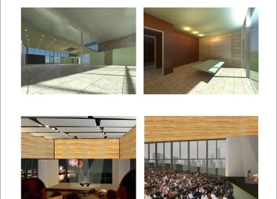 Assorted Renderings