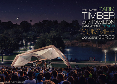Polliwog Park Mass Timber Pavilion 2018