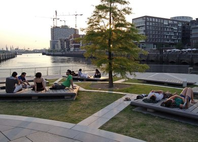 HAFENCITY PUBLIC SPACES