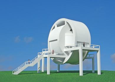 Transmutation Pavilion