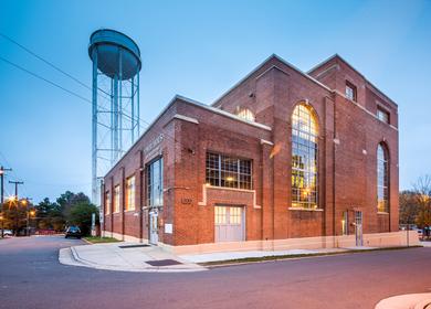 Duke University Historic Power House Renovation