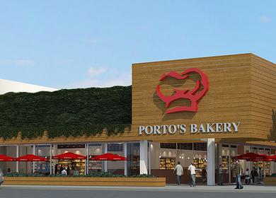 Portos Bakery | Restaurant