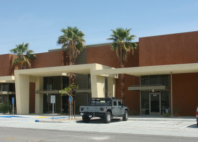 Palm Springs 11 unit Commercial Building
