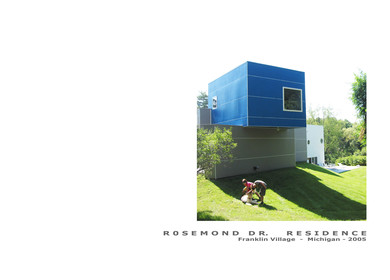 Blue Box House