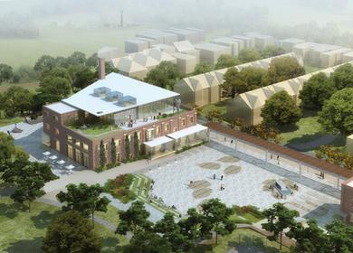 Wabash Green Community Centre