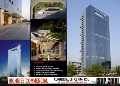 COMMERCIAL HIGH RISE