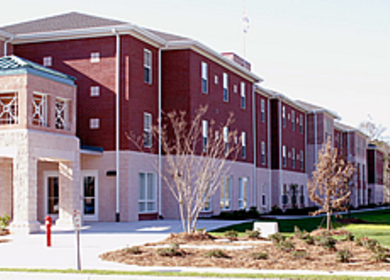 Viking Village - Elizabeth City State University