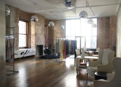 Yaya Aflalo, N.Y Show Room