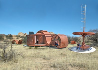The Eco-Desert Retreat