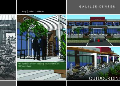 The Galilee Shopping Center