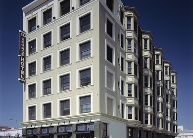st george hotel   rehab of a historic structure