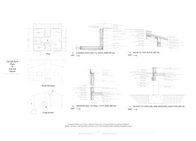Onerahi Bach Project - Design Details