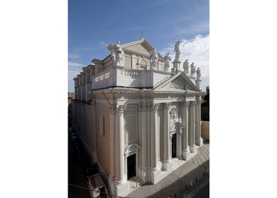 Church of San Nazzaro Restoration