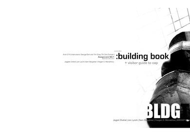 Building Tech I: Building Book