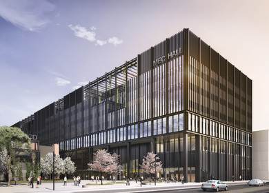 Manchester Engineering Campus Development (MECD)