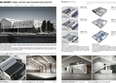 Terra Sport: Family Sport and Recreation Center
