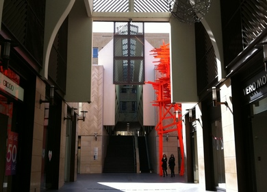 Beirut Souks Contemporary Public Art + Design Advising