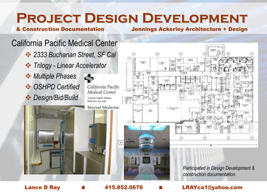 California Pacific Medical Center - Linear Accelerator