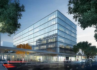 Leclerc122 - Office building