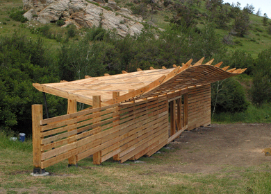 North Star Ranch Shelter