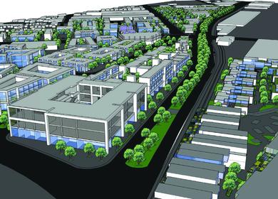 Santa Monica Master Plan