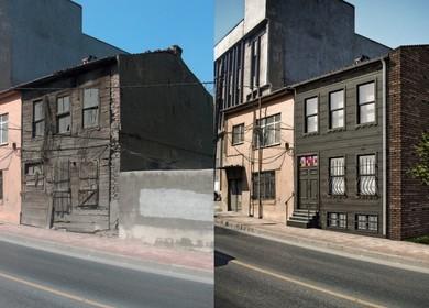 Eyüp - Restoration