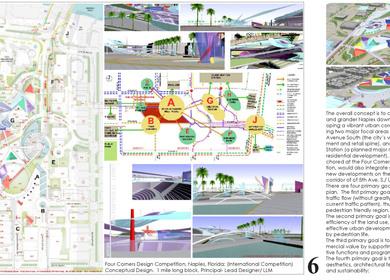 Four Corners Design Competition, Naples, Florida