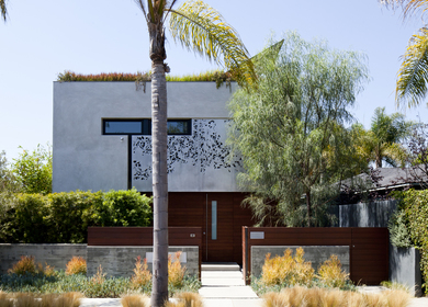 MILLWOOD RESIDENCE Venice Beach, California Architecture, Interior Design