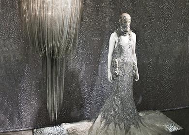McQueen-Hudson New Design-Fashion Debut