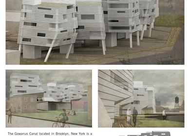 Gowanus Housing Complex