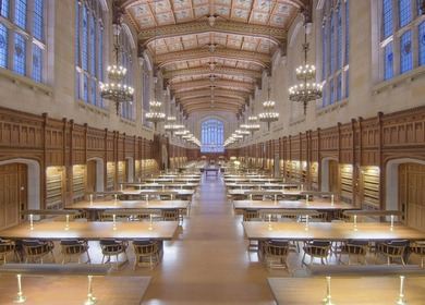 University of Michigan Law School, William W. Cook Legal Library Restoration and Rehabilitation