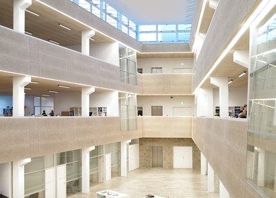 City hall, Hillerød, Denmark