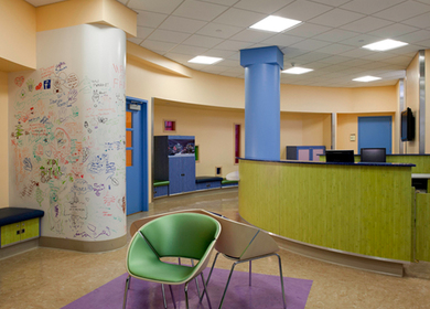 NYP - CHILD PSYCHIATRY CLINIC