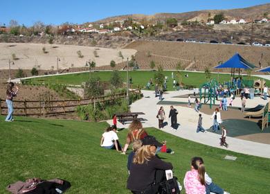 Todd Longshore Park, City of Santa Clarita, CA