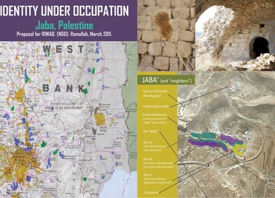 Reclamation of the Palestinian Worker