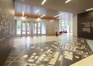 Koch Institute Public Gallery at MIT