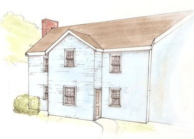 Scituate Colonial Remodel + Addition