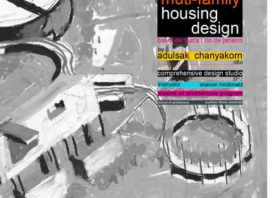 Housing Design | Post Olympic | Rio de Janeiro