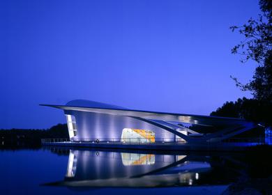 The HydraPier Pavilion
