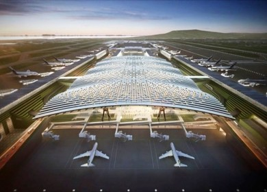 Taoyuan International Airport Terminal 3 project