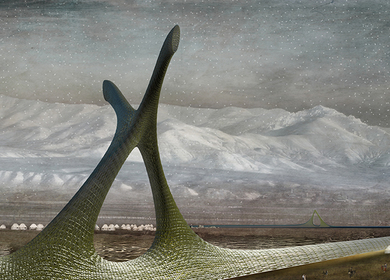 Silk road map evolution