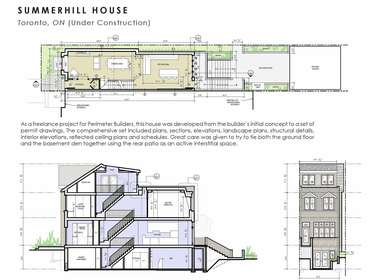 SUMMERHILL HOUSE (2012)