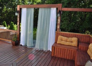 Outdoor Living Renovation - Sharon, MA