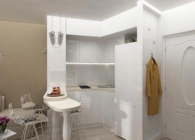 Mini glam apartment