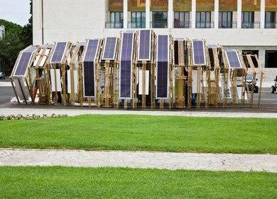 Smart Pavilion, Naples, Sixth World Urban Forum
